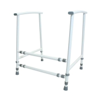 Nuvo Height And Width Adjustable Toilet Frame