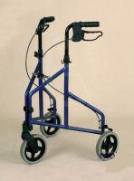 Lightweight Aluminium Tri Wheel Walker