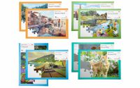 Mixed Difficulty Jigsaw Puzzle Pack