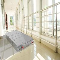 Alrick Ultra Low Floor Level Bed