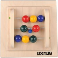 Abacus Tactile Square