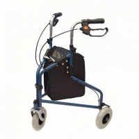 Kingfisher Three Wheel Rollator