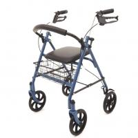 Blue Jay Four Wheel Rollator