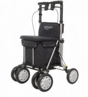 Carlett Rollator-shopping Trolley