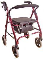 Aidapt Lightweight 4 Wheeled Rollator