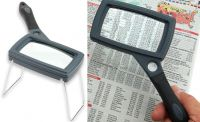 SureGrip Hand To Stand Magnifier
