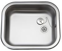 A400 Stainless Steel Shallow Sink