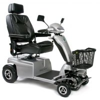 Quingo Toura 2 Bariatric Scooter