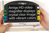 Amigo HD Desktop Magnifier
