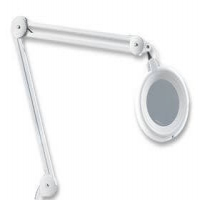 Slimline LED Magnifying Lamp