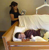 Symmetrikit Symmslyde Turning And Positioning Sleep System