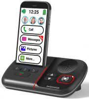 Swissvoice C50s Amplified Mobile Phone with Smart Base