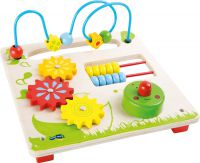 Caterpillar Motor Skills Board