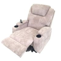 Burlington Dual Motor Riser Recliner