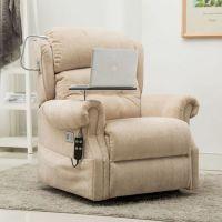 Stanbury Dual Motor Riser Recliner Chair