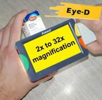 Eye-d Magnifier
