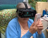 IrisVision Live Wearable Magnifier