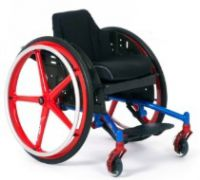 TiLite Pilot Wheelchair