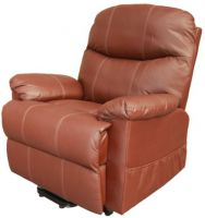 Capri Leather Riser Recliner