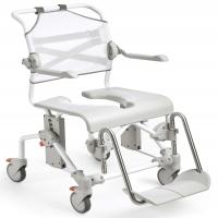 Etac Swift Mobil-2 Attendant Propelled Shower Commode Chair