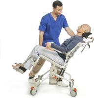 Etac Swift Mobil Tilt-2 Shower Commode Chair