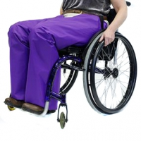Women's Warm Lined Waterproof Wheelchair Trousers
