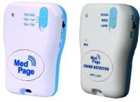 Medpage Voice Activated Sound Detecting Alarm with Pager