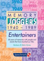Memory Joggers Entertainment Flash Cards