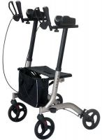 Elite Care Folding And Adjustable Height Forearm Walker