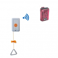Wireless Accessible Disabled Persons Toilet Alarm Kit