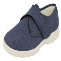 DB Wider Fit Cannock Canvas Shoes