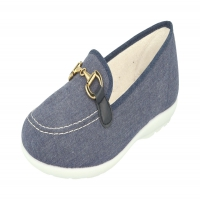 DB Wider Fit Alpha Ladies Canvas Shoes