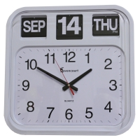 Large Calendar Clock