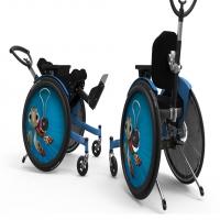 Veldink Kiddo Tilt Active User Wheelchair