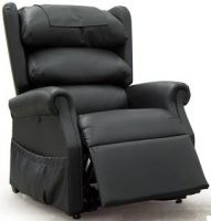 Riser recliner chairs with two or more motors - seat width 50cm and below category