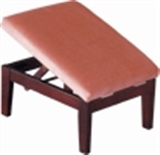 Leg rests and footstools category