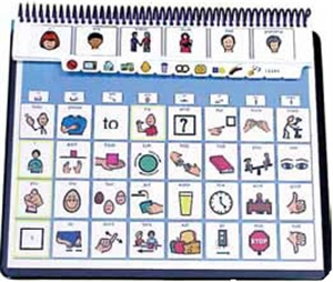 Letter, word, picture charts & accessories