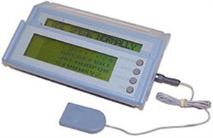Hand held communication aids - touch screen