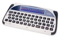 Hand held communication aids - keyboard category