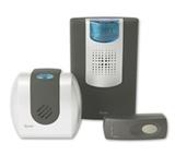 Doorbells with a vibrating unit
