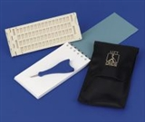 Braille - embossing frames, styles & accessories category