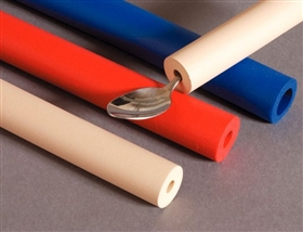 Foam tubing category