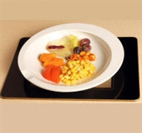 Slip resistant bowls & plates category