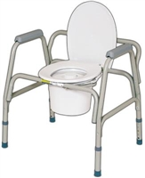 Commode & over toilet chairs for users over 190kg