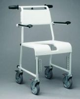 User propelled shower, over toilet & commode chairs category
