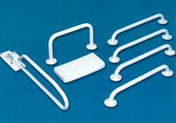 Toilet rail packages category