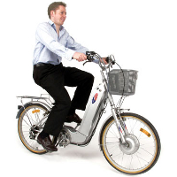 Power assisted tricycles, bicycles and conversion kits category