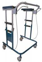 Wheeled walkers for bariatric use category