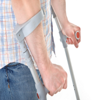 Elbow crutches category
