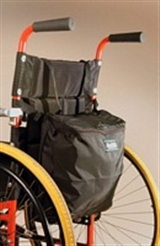 Bags and baskets for manual wheelchairs category